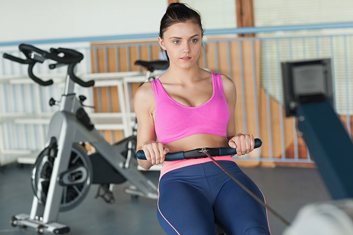Top Benefits Of Using A Rowing Machine
