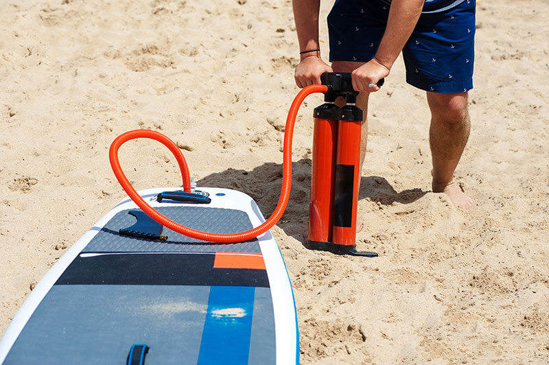 """Tower Adventurer 9'10"""" Inflatable SUP Review (2017)"""