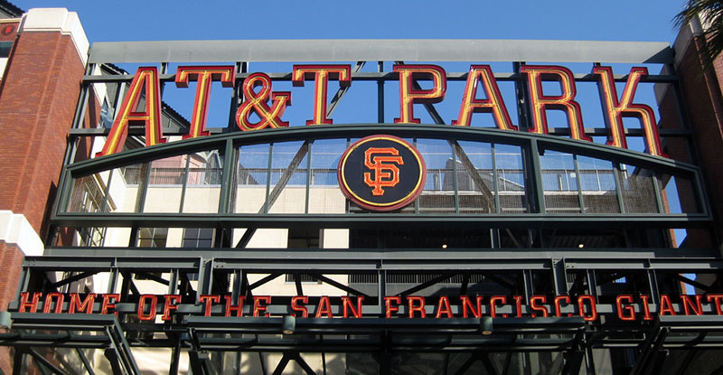 San Francisco Giants Stadium Wallpaper: 5 Best Ballpark Food Options At AT&T Park (2016)