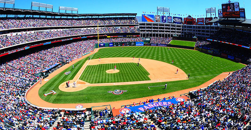 5 Best Ballpark Food Options at Globe Life Park in Arlington (2016)