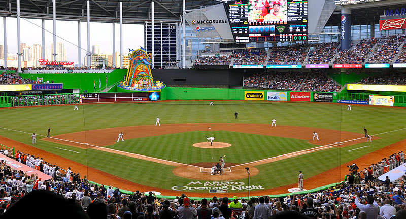 5 Best Ballpark Food Options at Marlins Park (2016)