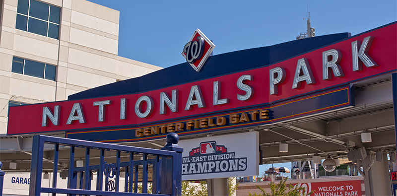 5 Best Ballpark Food Options at Nationals Park (2016)