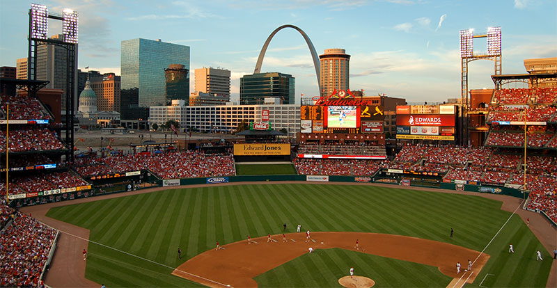 5 Best Ballpark Food Options at Busch Stadium (2016)