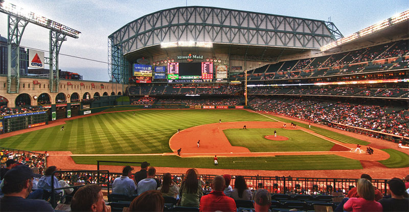 5 Best Ballpark Food Options at Minute Maid Park (2016)