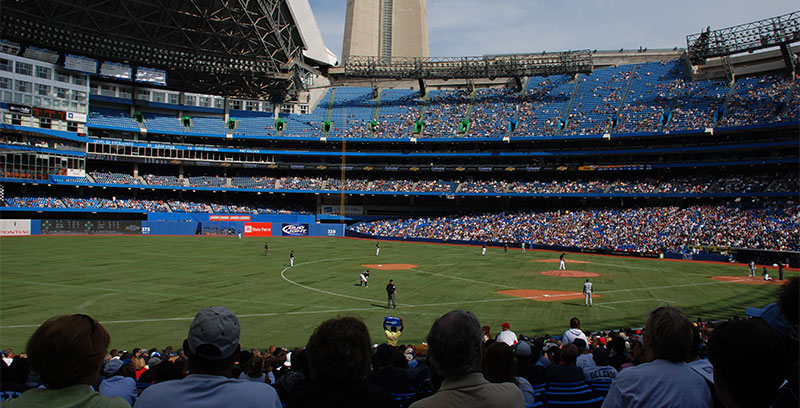 5 Best Ballpark Food Options at Rogers Centre (2016)