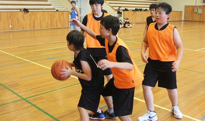 Tips for Short Basketball Players
