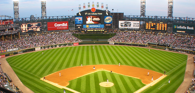 5 Best Ballpark Food Options at U.S. Cellular Field (2016)