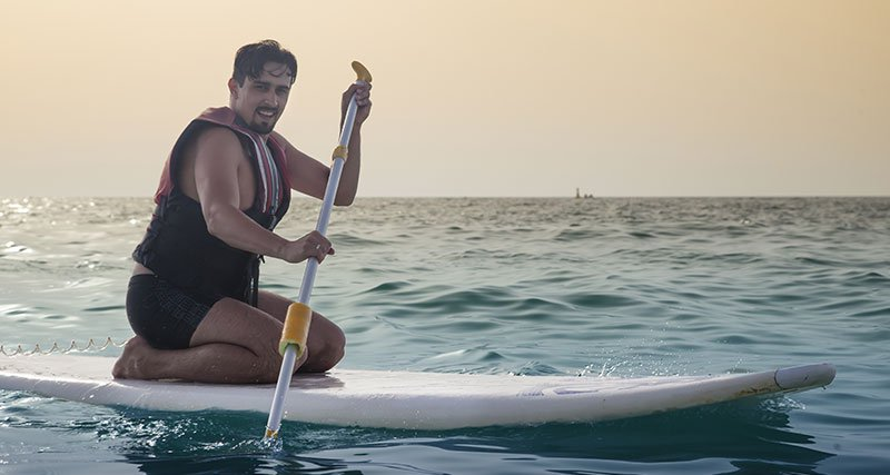 """Tower Paddle Boards Adventurer Inflatable 9'10"""" SUP Review"""