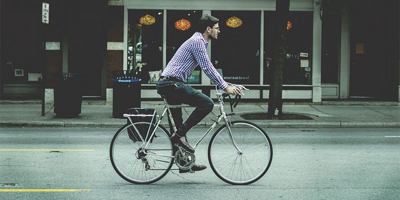 7 Benefits of Biking To Work