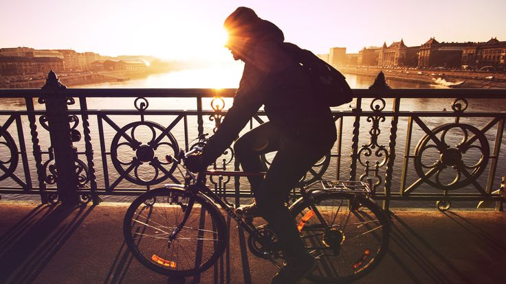 Health Benefits of Bike Commuting